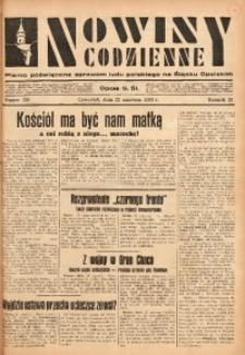 Nowiny Codzienne, 1933, R. 23, nr 130