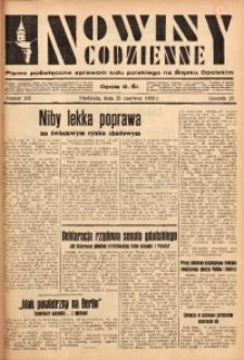 Nowiny Codzienne, 1933, R. 23, nr 133