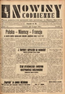 Nowiny Codzienne, 1933, R. 23, nr 153