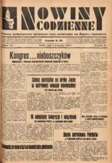 Nowiny Codzienne, 1933, R. 23, nr 193