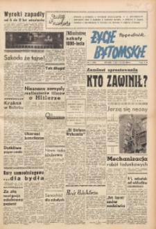 Życie Bytomskie, 1960, nr 9 (168)