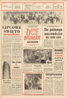 Życie Bytomskie, 1966, R. 10, nr 28 (502)
