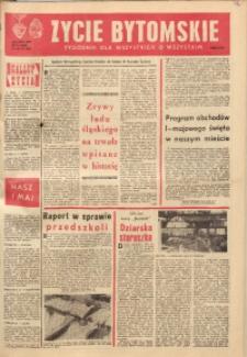 Życie Bytomskie, 1981, R. 25, nr 17 (1270)