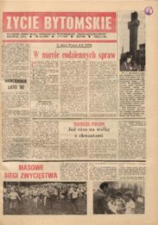 Życie Bytomskie, 1982, R. 26, nr 10 (1309)