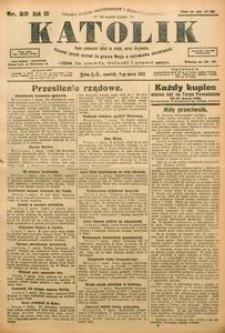 Katolik, 1922, R. 55, nr 29