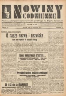 Nowiny Codzienne, 1934, R. 24, nr 10