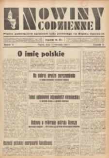 Nowiny Codzienne, 1934, R. 24, nr 15