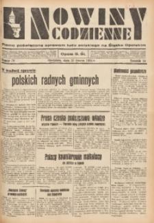 Nowiny Codzienne, 1934, R. 24, nr 70