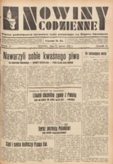 Nowiny Codzienne, 1934, R. 24, nr 73