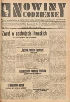 Nowiny Codzienne, 1934, R. 24, nr 105