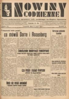 Nowiny Codzienne, 1934, R. 24, nr 121