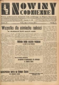 Nowiny Codzienne, 1934, R. 24, nr 125