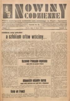 Nowiny Codzienne, 1934, R. 24, nr 154