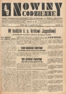 Nowiny Codzienne, 1934, R. 24, nr 239