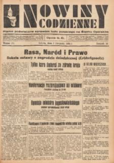 Nowiny Codzienne, 1934, R. 24, nr 251