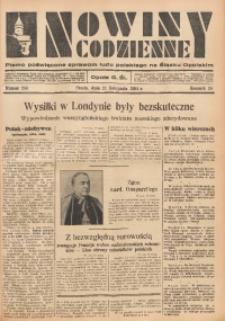 Nowiny Codzienne, 1934, R. 24, nr 266