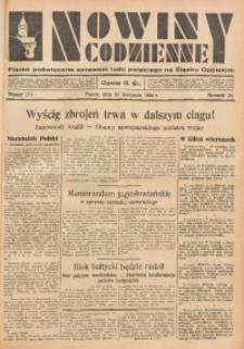 Nowiny Codzienne, 1934, R. 24, nr 273