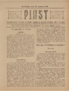 Piast, 21 marca 1915