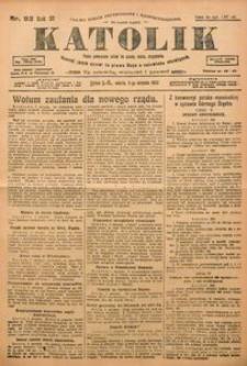 Katolik, 1922, R. 55, nr 93