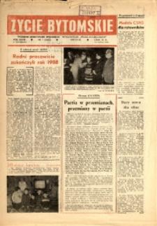 Życie Bytomskie, 1989, R. 33, nr 1 (1653)