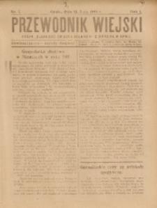 Przewodnik Wiejski, 1919, R. 1, Nr. 7