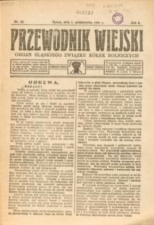 Przewodnik Wiejski, 1921, R. 3, Nr. 23