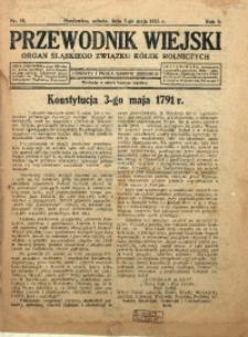 Przewodnik Wiejski, 1923, R. 5, Nr. 18