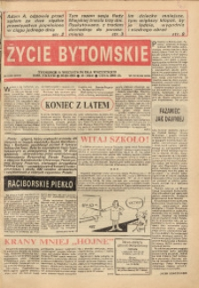 Życie Bytomskie, 1992, R. 37, nr 36 (1844)
