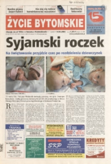 Życie Bytomskie, 2005, R. 49, nr 11 (2493)