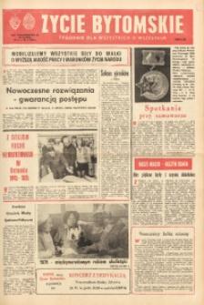 Życie Bytomskie, 1976, R. 20, nr 16 (1012)