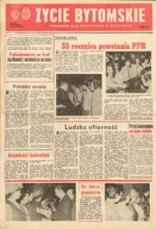 Życie Bytomskie, 1977, R. 21, nr 10 (1058)