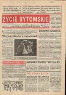 Życie Bytomskie, 1993, R. 38, nr 1 (1861)