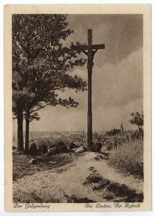 Der Galgenberg Bei Loslau, Kr. Rybnik