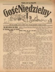 Gość Niedzielny, 8 lutego 1925