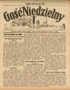 Gość Niedzielny, 29 marca 1925