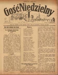 Gość Niedzielny, 2 sierpnia 1925