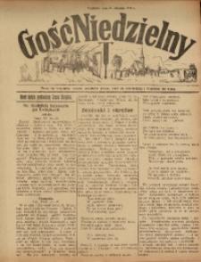 Gość Niedzielny, 30 sierpnia 1925