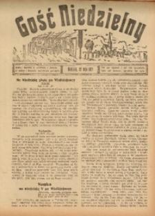 Gość Niedzielny, 22 maja 1927