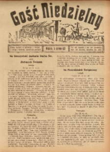 Gość Niedzielny, 5 czerwca 1927