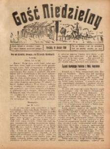 Gość Niedzielny, 19 stycznia 1930