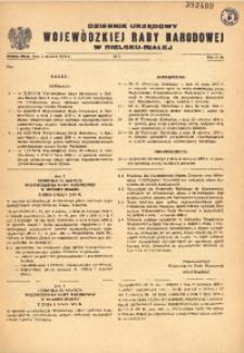 Dziennik Urzędowy Wojewódzkiej Rady Narodowej w Bielsku - Białej, 1979, Nr 2