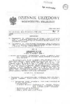 Dziennik Urzędowy Województwa Bielskiego, 1996, Nr 2