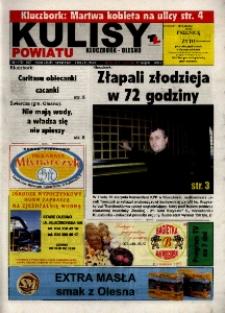 Kulisy Powiatu Kluczbork - Olesno 2006, nr 33.