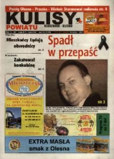 Kulisy Powiatu Kluczbork - Olesno 2006, nr 34.