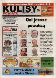 Kulisy Powiatu Kluczbork - Olesno 2006, nr 46.