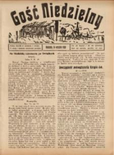 Gość Niedzielny, 14 września 1930
