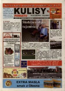 Kulisy Powiatu Kluczbork - Olesno 2007, nr 18.