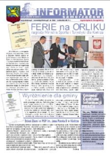 Informator Samorządowy 2011, nr 52 (4).