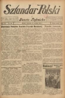 Sztandar Polski i Gazeta Rybnicka, 1933, R. 15, Nr. 110