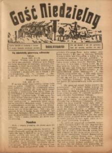Gość Niedzielny, 30 listopada 1930